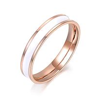 """Женское кольцо с позолотой """"Николь"""", р. 16.5, 17.3, 18"""
