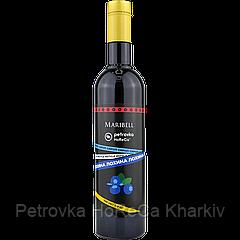 Сироп 'Голубика' для коктейлей Maribell-Petrovka Horeca 700мл