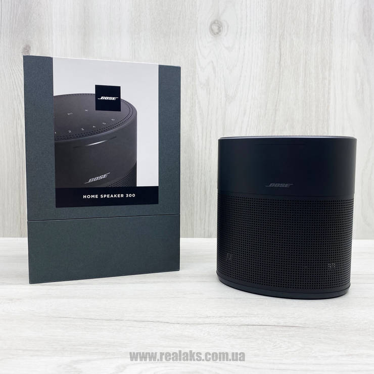 Акустическая система BOSE Home Speaker 300 (black), фото 2