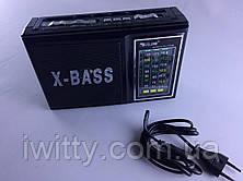 Радіоприймач GOLON RX-166 (USB,Micro USB,AUX), фото 3