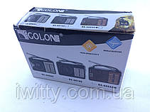 Радиоприёмник  GOLON RX-607 (USB,Micro USB,AUX), фото 3