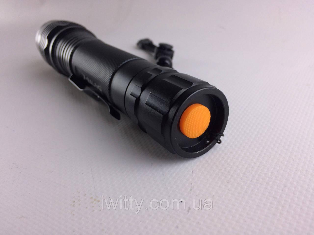 LED фонарик BL-P08-P50