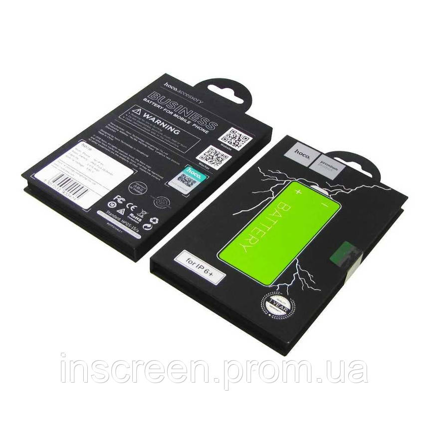 Акумулятор HOCO для Apple iPhone 6 Plus 2915mAh, фото 2
