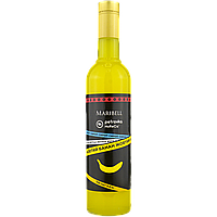 Сироп 'Жовтий банан' для коктейлів Maribell-Petrovka Horeca 700мл, фото 1