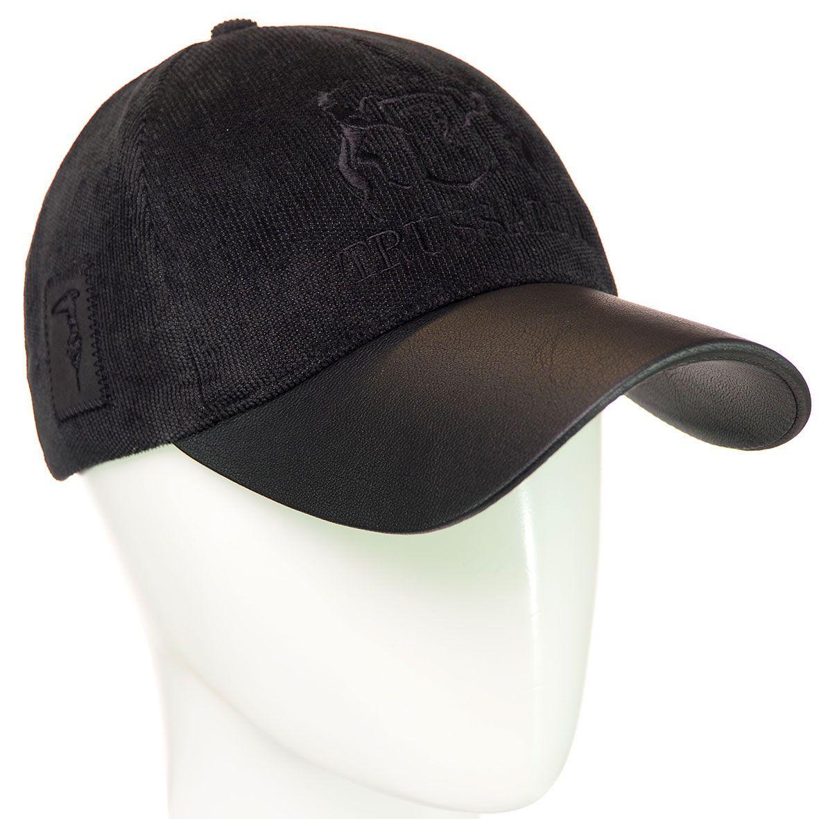 Бейсболка BVH20736 черный