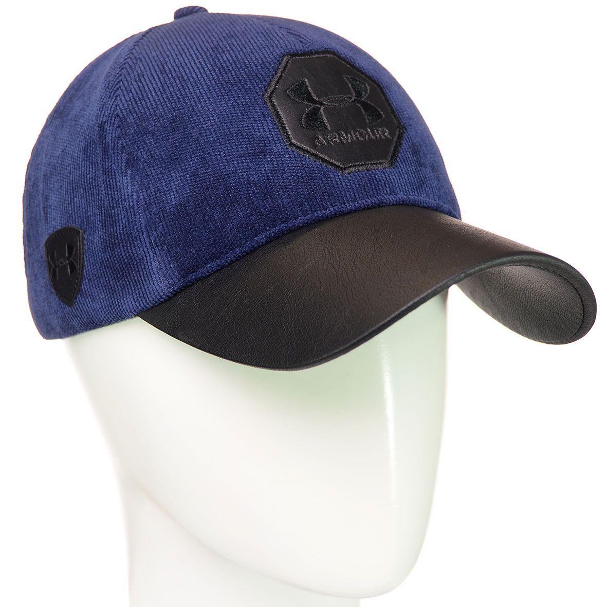 Бейсболка BVH20737 темно-синий