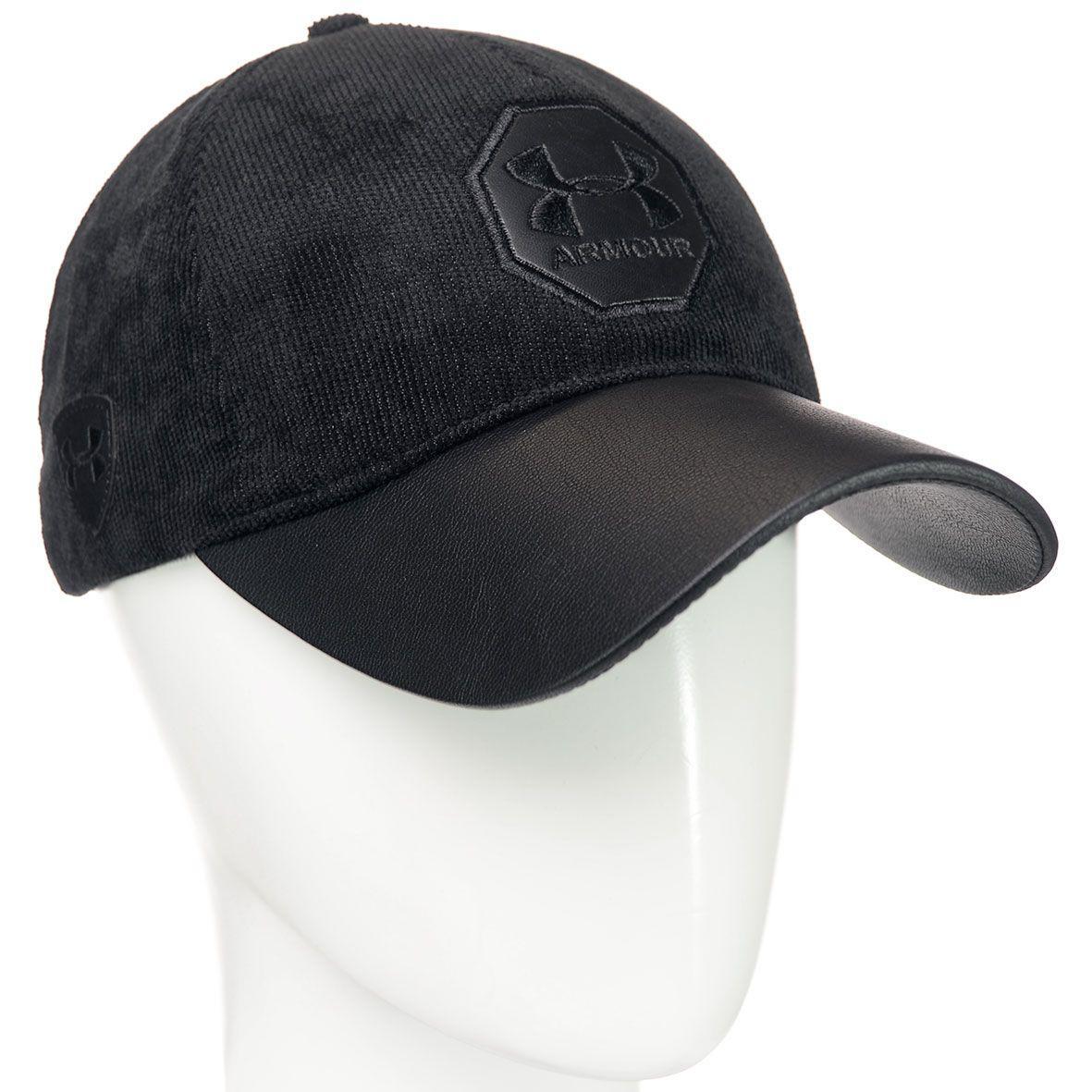 Бейсболка BVH20737 черный
