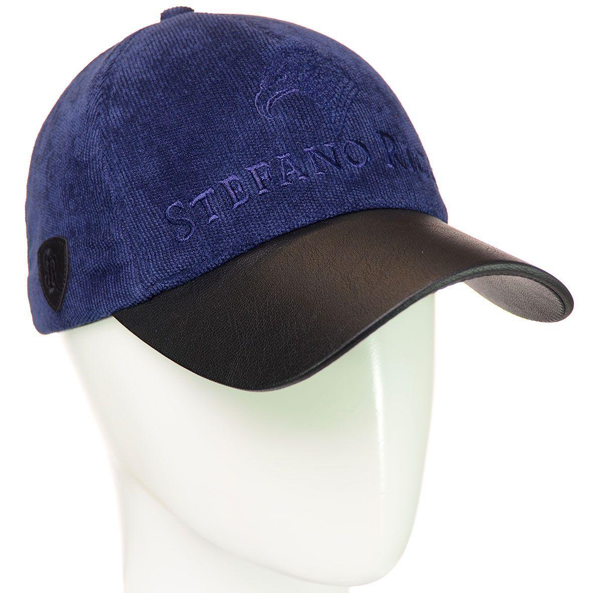 Бейсболка BVH20738 темно-синий