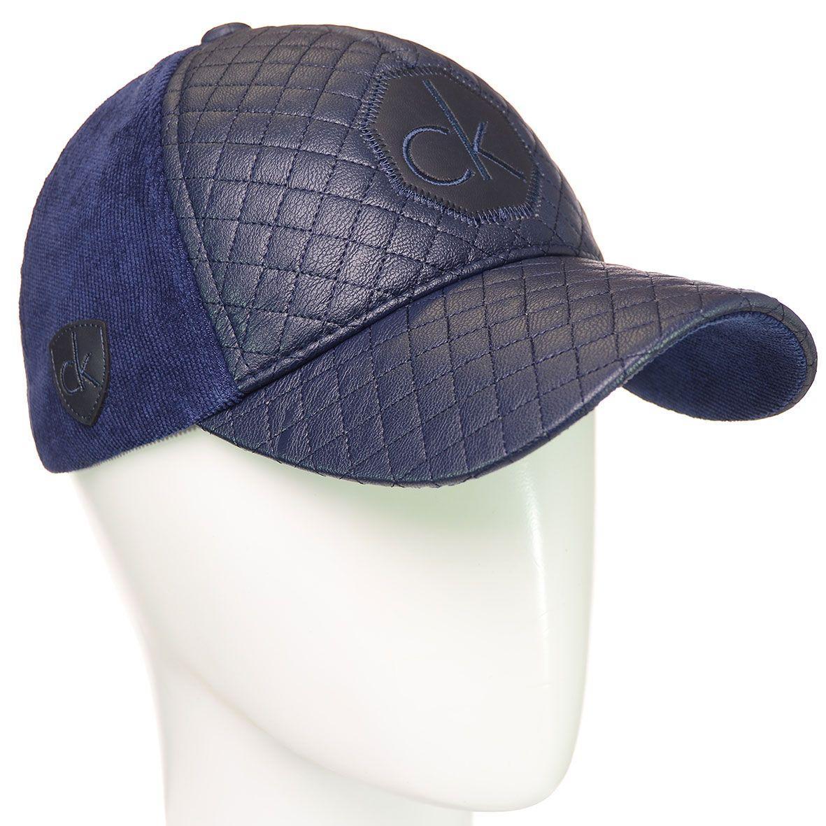 Бейсболка BVH20750 темно-синий