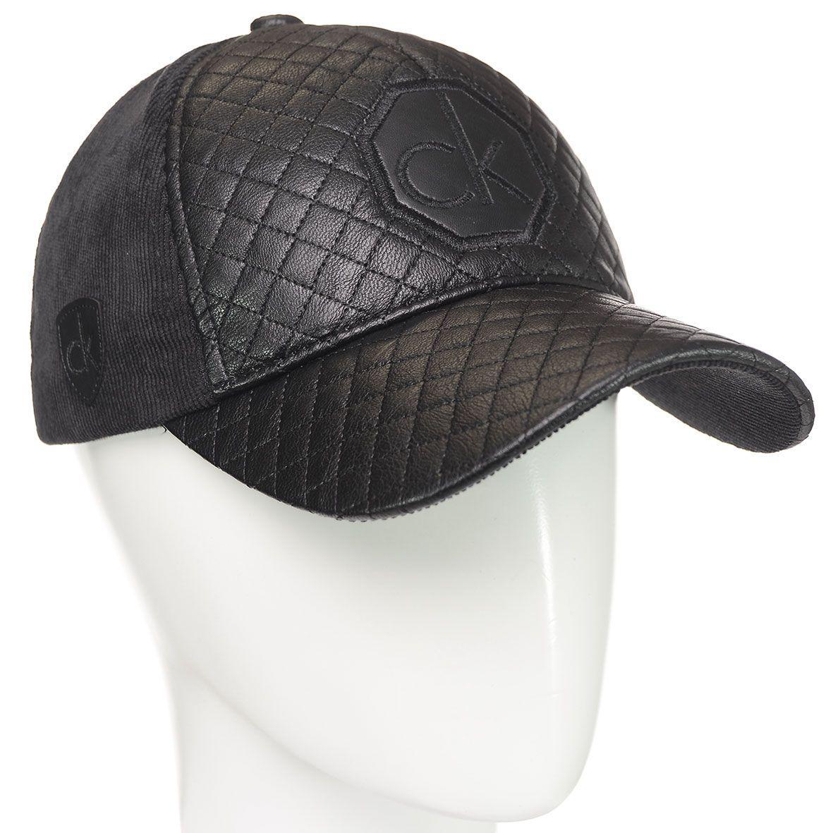 Бейсболка BVH20750 черный