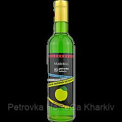 Сироп 'Зеленое яблоко' для коктейлей Maribell-Petrovka Horeca 700мл