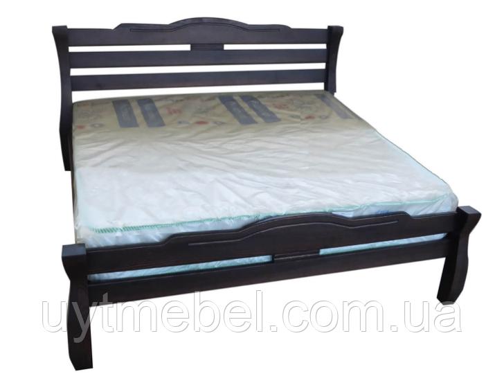 Ліжко Сільвія 1600х2000 венге (RoomerIN)