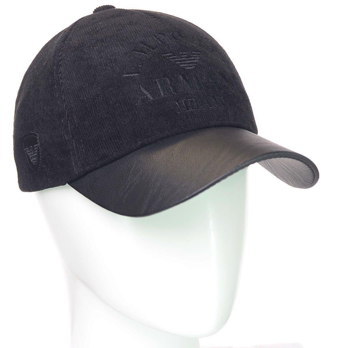 Бейсболка BVHKZ20807 черный