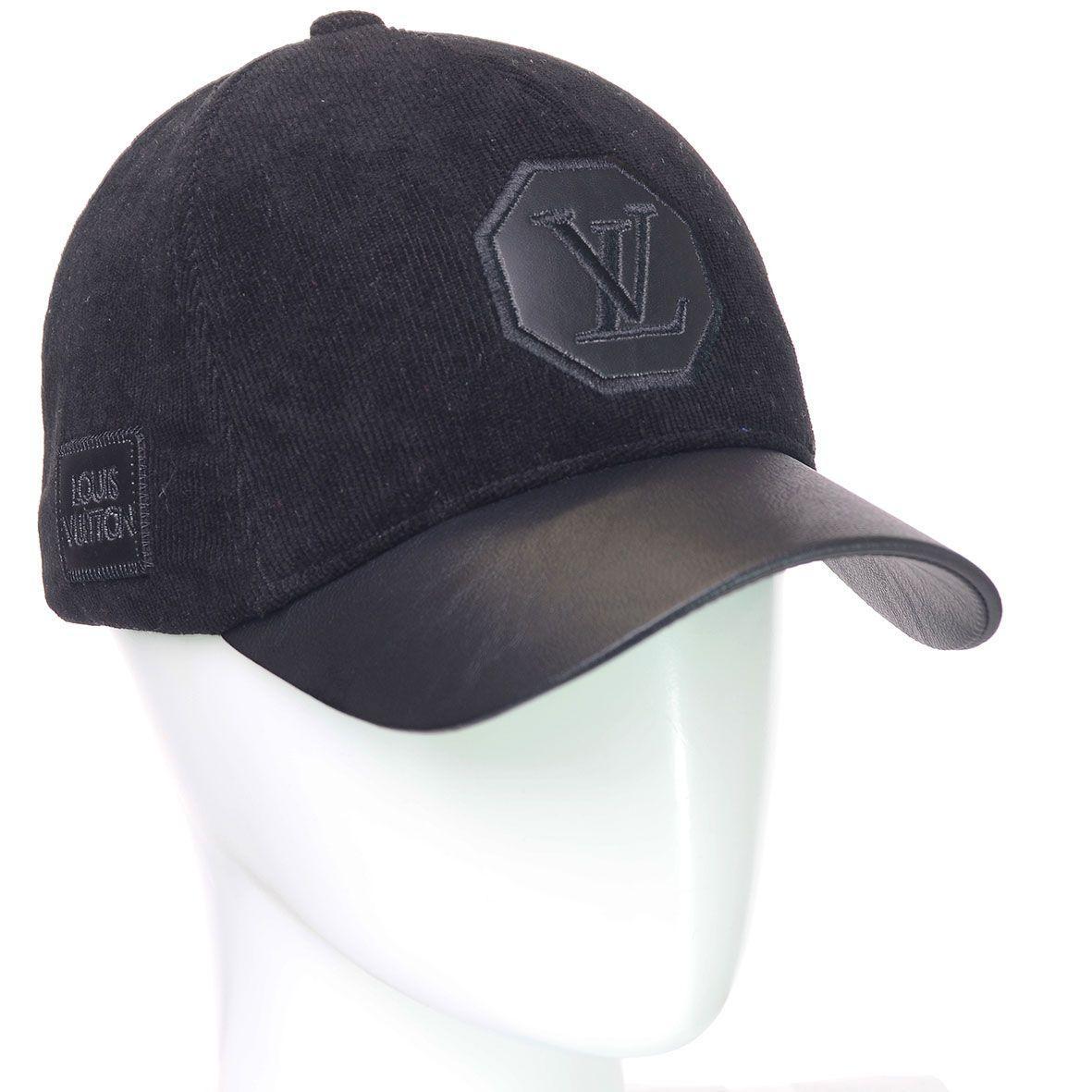 Бейсболка BVHKZ20808 черный