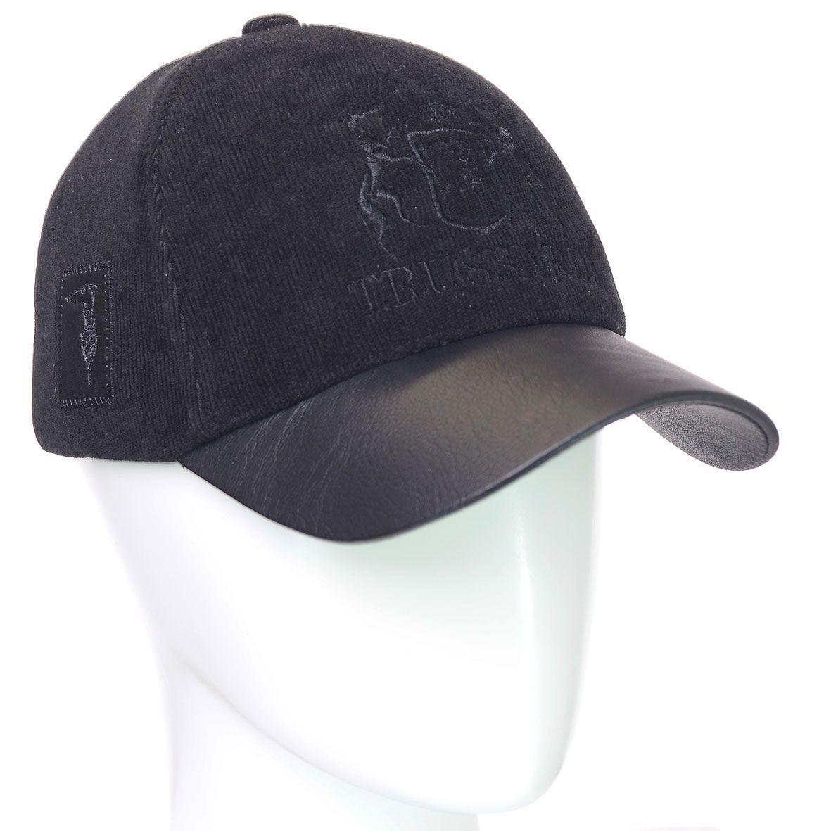Бейсболка BVHKZ20809 черный