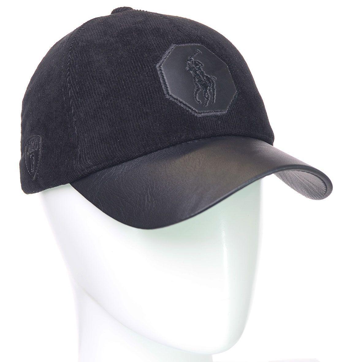 Бейсболка BVHKZ20812 черный
