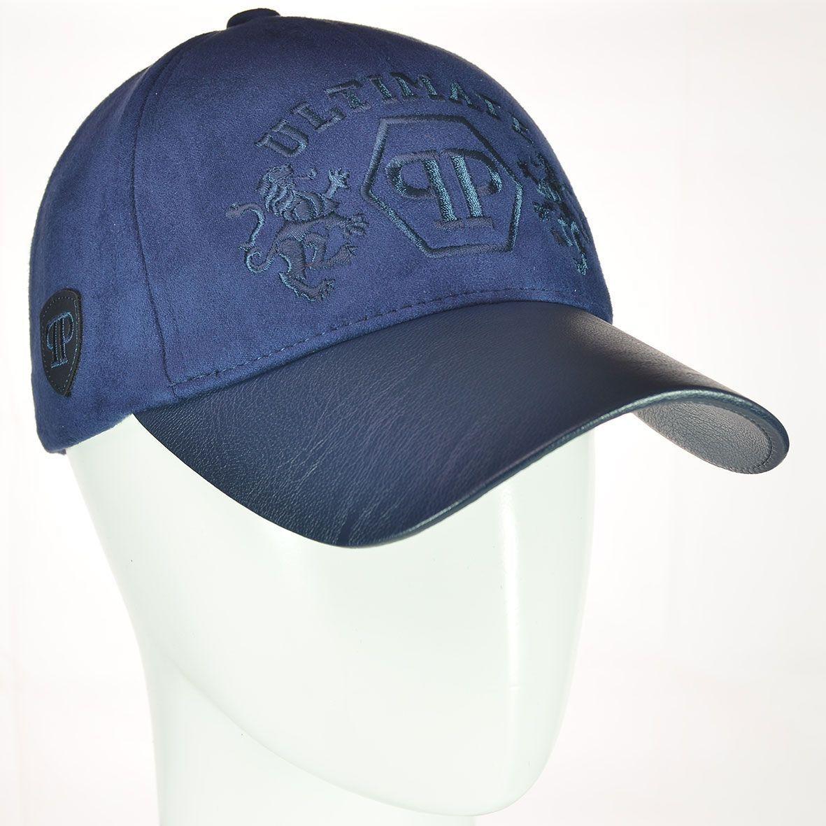 Бейсболка BZH20763 темно-синий
