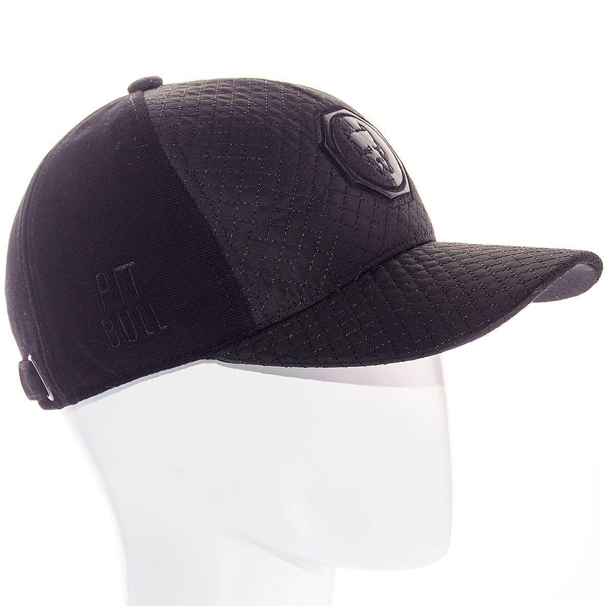 Бейсболка BZSH20652 черный