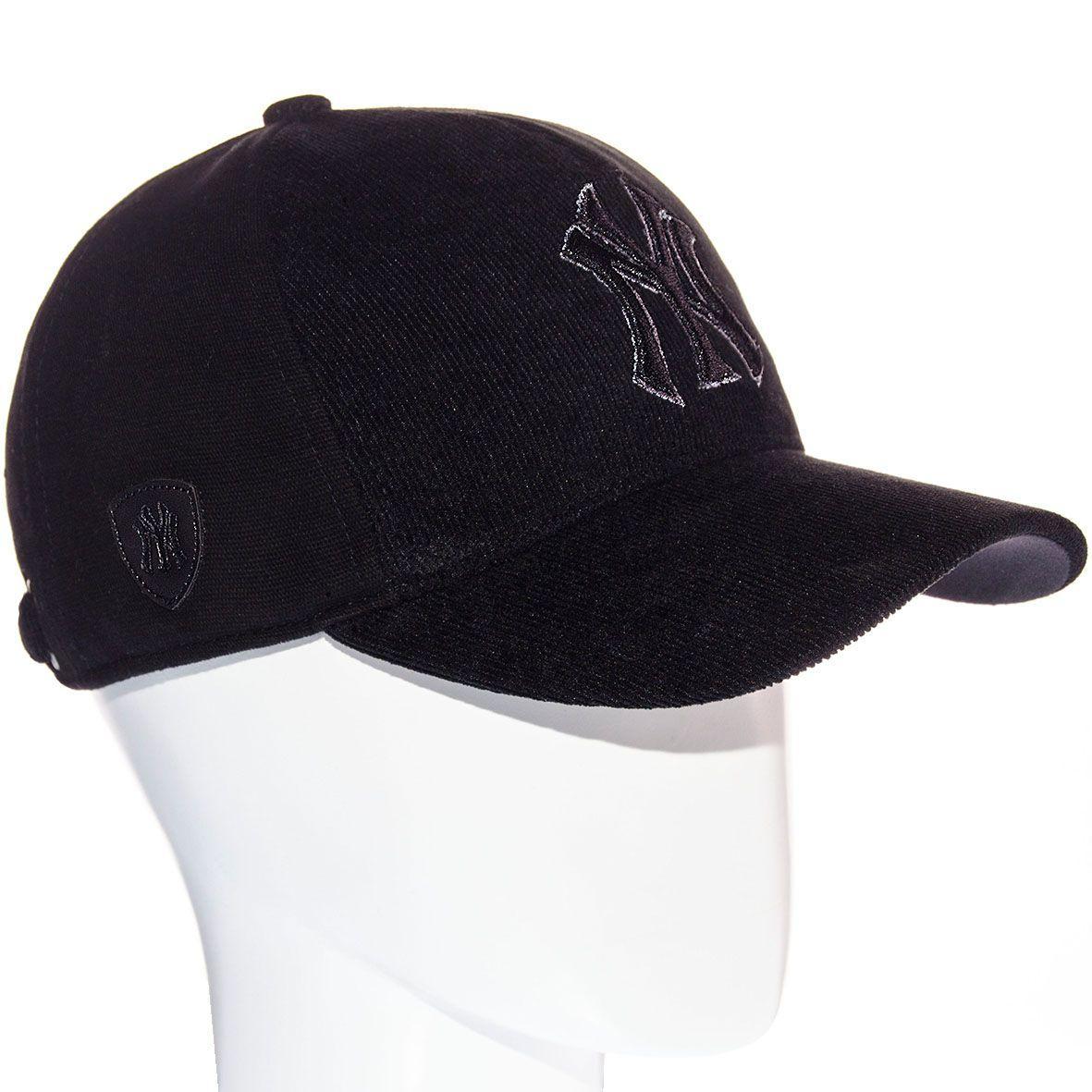 Бейсболка BZVH20637 черный