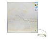 Инфракрасный керамический обогреватель ECOTEPLO AIR ME 400 Вт (белый мрамор), фото 5