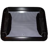 Люк вентиляционный автомобильный (стекло) 40*50 см., фото 1