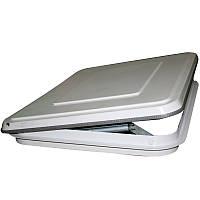 Люк вентиляционный автомобильный аварийный (металл) 75*60 см., фото 1