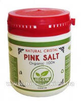 Соль розовая гималайская крупная