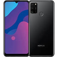 "Смартфон Honor 9A 3/64Gb Black Global, 13+5+2/8Мп, 6.3"" IPS, 2sim, 4G, 5000мАh, Helio P35 MT6765, фото 1"