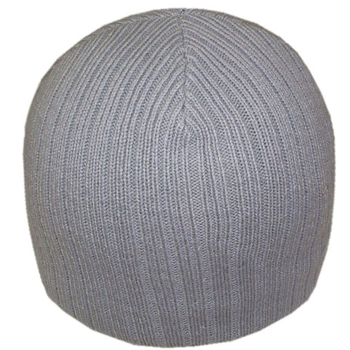 Шапка 12081 светло-серый