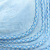 Дитяче ковдру голубе, блакитне покривало в дитячу, пледик дитячий 100х140см, фото 2