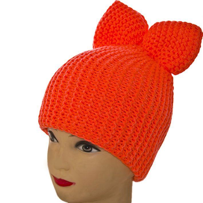 Шапка SH15016 оранжевый