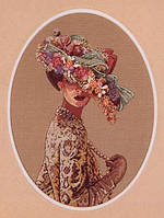 Набор для вышивания DIMENSIONS 03823 Викторианская элегантность