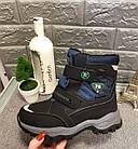 Термо сапоги том на мальчика ,размер 36 стелька 22,8 см Теплые зимние ботинки, сноубутсы, сапоги Tom.m, фото 2
