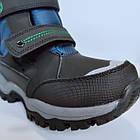 Термо сапоги том на мальчика ,размер 36 стелька 22,8 см Теплые зимние ботинки, сноубутсы, сапоги Tom.m, фото 7
