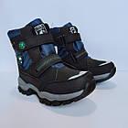 Термо сапоги том на мальчика ,размер 36 стелька 22,8 см Теплые зимние ботинки, сноубутсы, сапоги Tom.m, фото 9