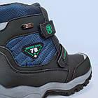 Термо сапоги том на мальчика ,размер 36 стелька 22,8 см Теплые зимние ботинки, сноубутсы, сапоги Tom.m, фото 4