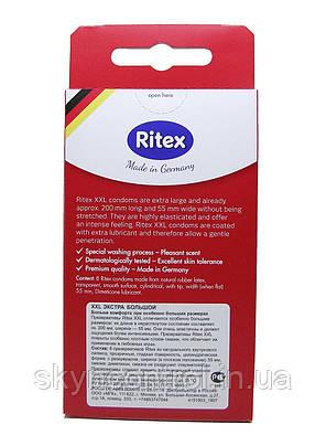 Презервативы Ritex XXL Экстра Большой (8шт.), Ritex., фото 2