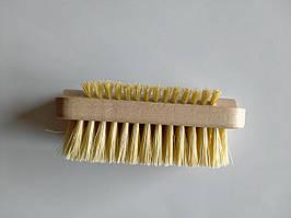 Щетка для рук, маникюра и педикюра щетина тампико (кактусовое волокно)
