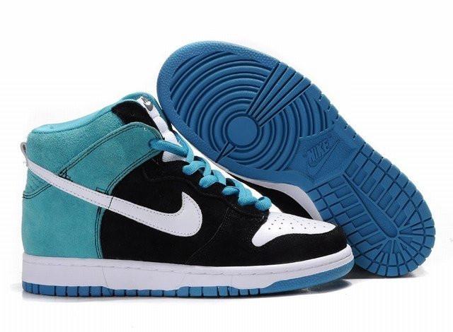 c8e1d443 Кроссовки мужские Nike Dunk High (в стиле найк данк) 42, цена 1 624 ...