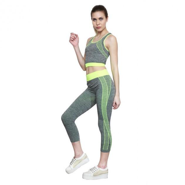 Костюм для йоги и фитнеса Yoga Sets One Size