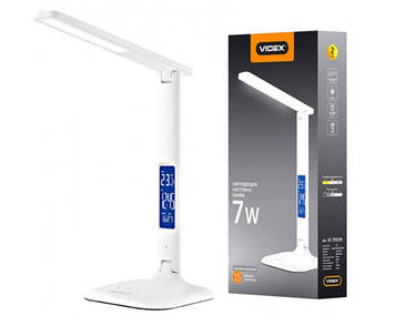 Лампа наст. світлодіодна Led Videx VL-TF05W 7W 3000-5500K 220V №5473