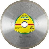 Диск алмазный отрезной Klingspor DT 600 F Supra (230x22.23 мм) (325372)