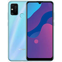 "Смартфон Honor 9A 3/64Gb Blue Global, 13+5+2/8Мп, 6.3"" IPS, 2sim, 4G, 5000мАh, Helio P35 MT6765, фото 1"