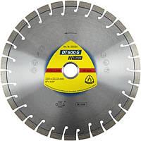 Диск алмазний відрізний Klingspor DT 600 G Supra (230x25.4 мм) (325162)