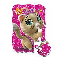 """Бебі-пазли максі на магніті """"44 Коти.Пілу"""" A5 №VT3205-83"""