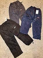 Балоневые утеплені штани для хлопчиків на флісі,розміри 128-146 див. Фірма TAURUS.Угорщина