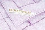 Одеяло 145х205 Полуторное VALENCIA Сатиновое Зимнее Универсальное Гипоаллергенное Полиэфирное волокно Легкое, фото 2