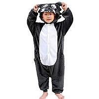Кигуруми Волк пижама для мальчиков цельная детская