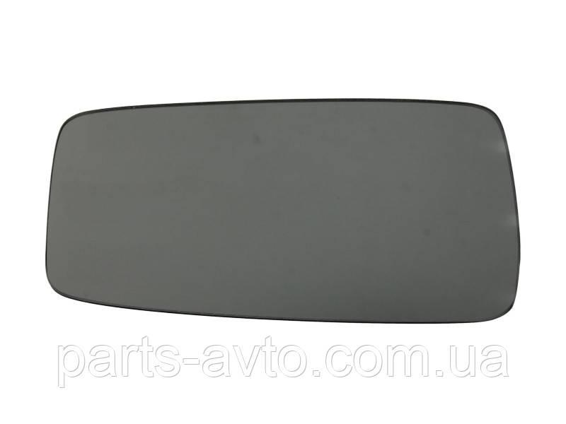 Стекло зеркала левое AUDI 80 (89, 89Q, 8A, B3) 1.4 1986-1996 BLIC 6102-01-0001P, 893857535D