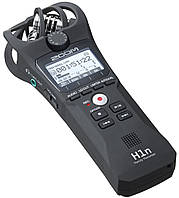 Новый цифровой диктофон Zoom H1n рекордер + ветрозащита 24bit 96k